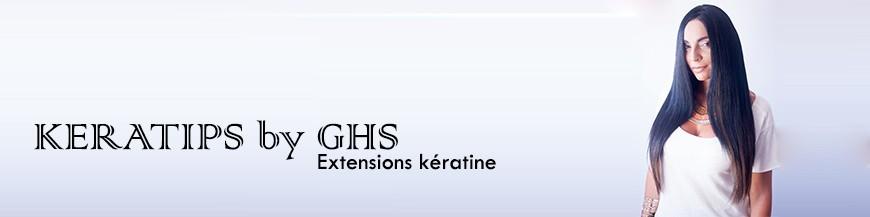 Extensions Kératine