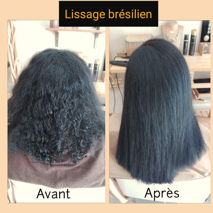 Comment enlever extension cheveux keratine